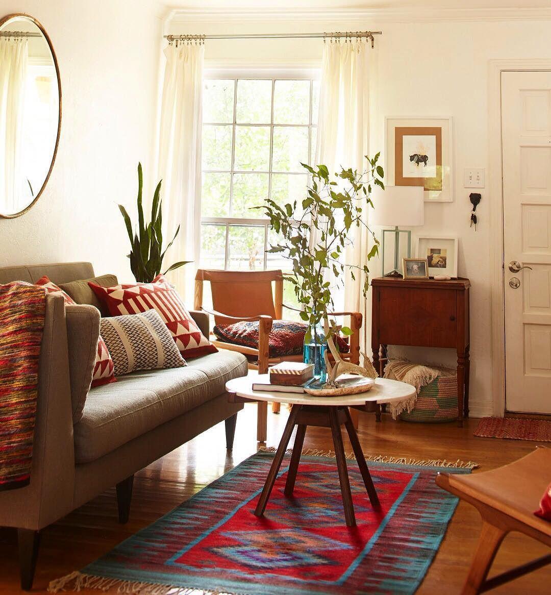 boho chic living room + #wisteriastyle@melcrispytarv 😍   shop