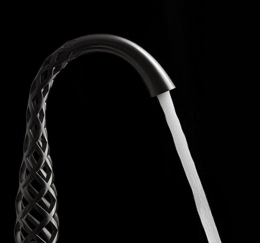 imagen 2 de Agua mágica que brota de la grifería 3D.