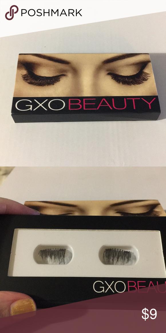 d3e2b005260 Magnetic Eyelashes GXO Beauty magnetic lashes. NIB. Never been used. gxo  beauty Makeup False Eyelashes