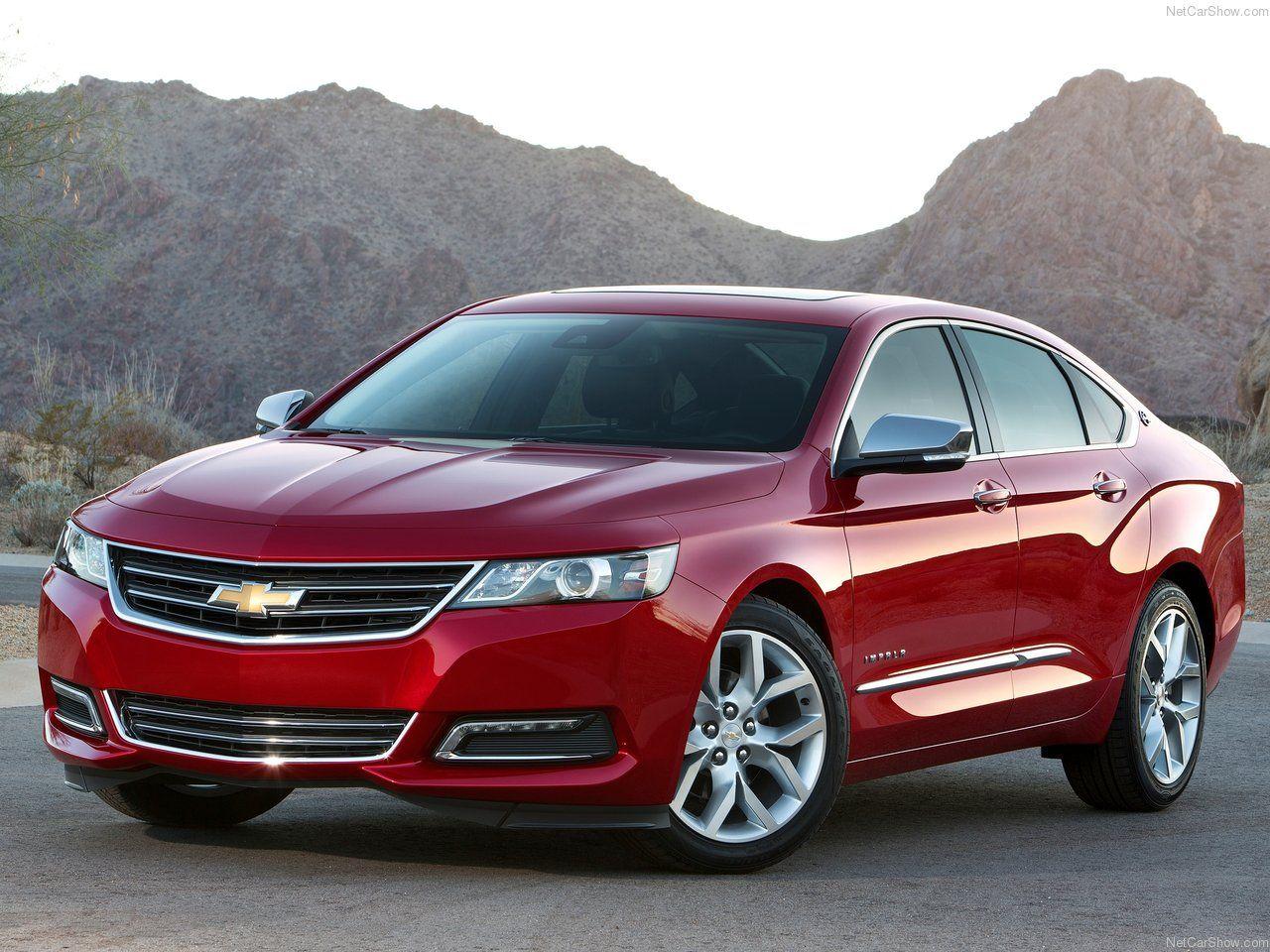 Chevrolet Impala cars Pinterest