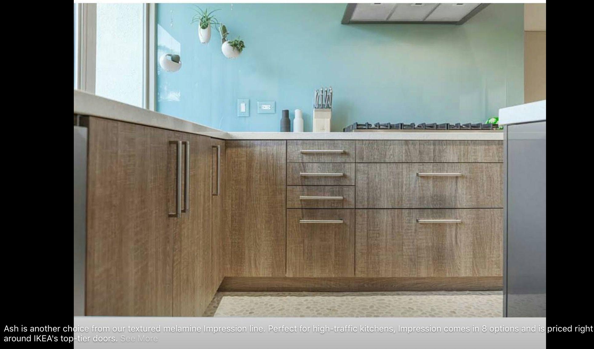 note back painted glass backsplash semihandmade cabinets in ash rh pinterest es