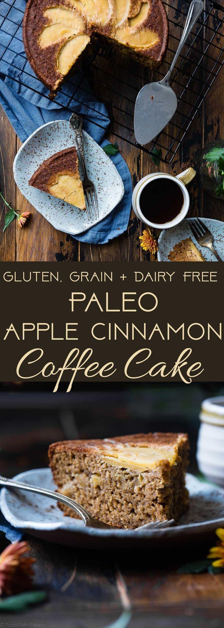 Gluten Free Apple Cinnamon Coffee Cake This gluten free
