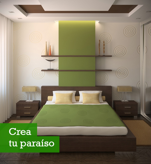 Dise o de interiores decoraci n de rec maras everydayme for Decoracion para pared de recamara