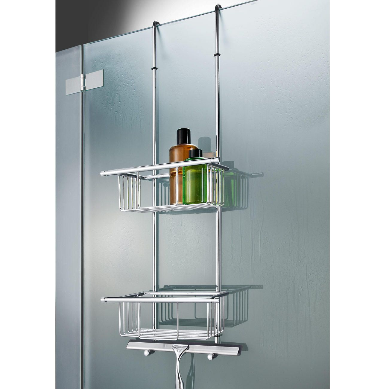 Bath Towel Holder or Hanging Shower Shelf Rarely is a perfect ...