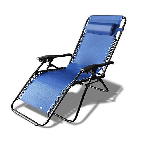 Chaise Longue Inclinable Chaise De Jardin Pliable En Textilene Chaise Longue Avec Rembourrage De Tete Amov Chaise Longue Chaise De Jardin Chaise De Camping