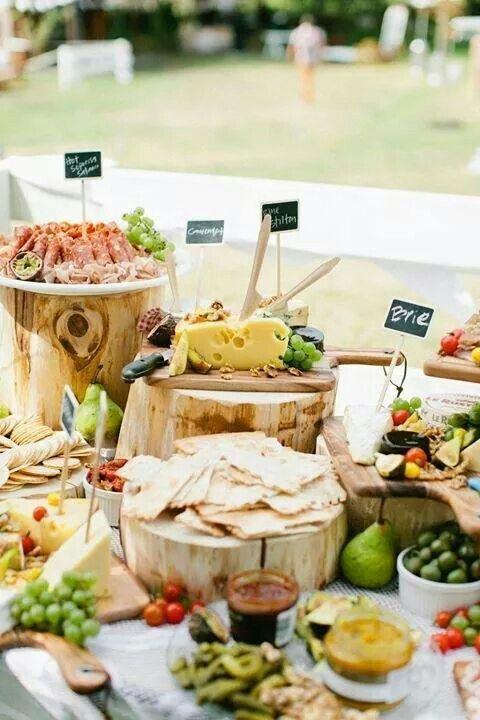 anti pasto table entertaining inspiration decoracion bodas boda rh pinterest es