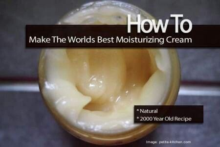 Beauty lotion