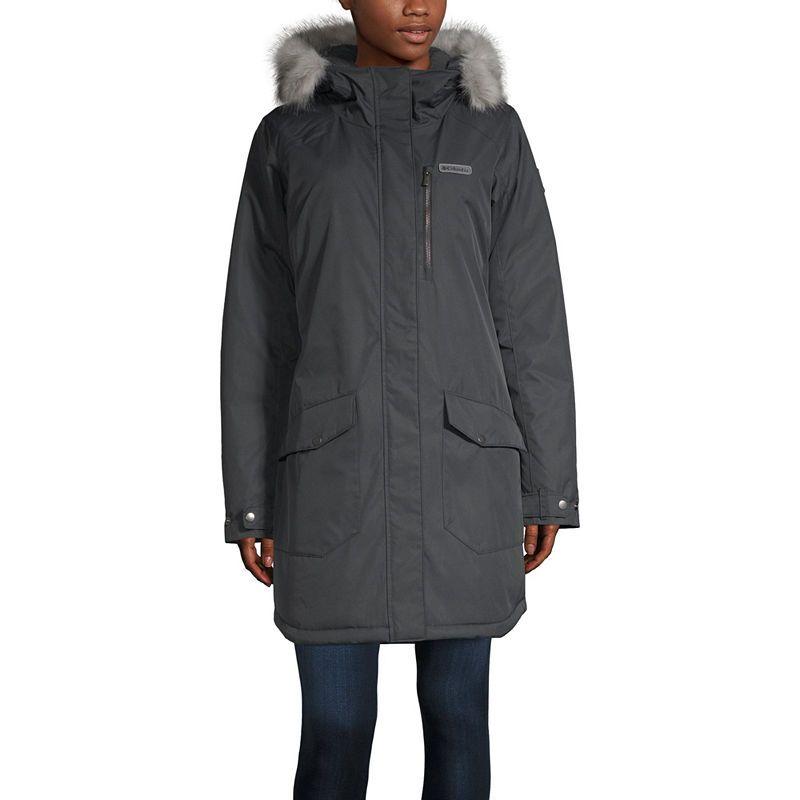 Columbia Suttle Mountain Water Resistant Heavyweight Parka Parka Fashion Coat