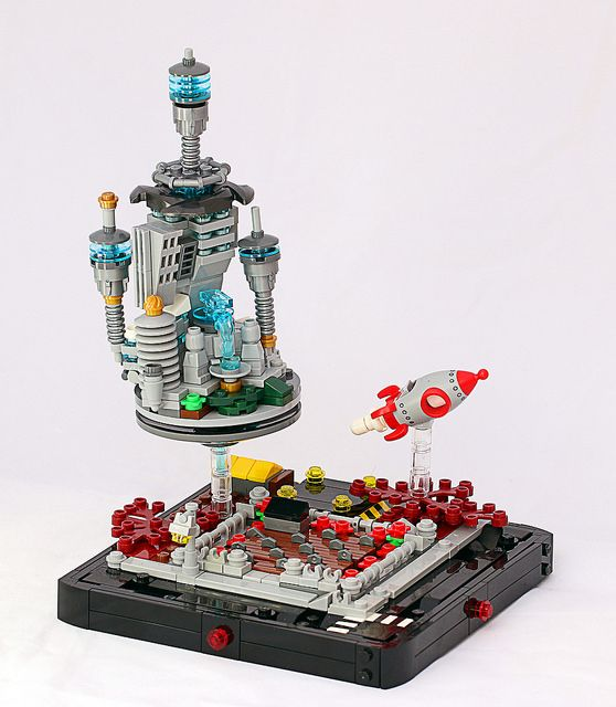 After the Martians Came | Legos