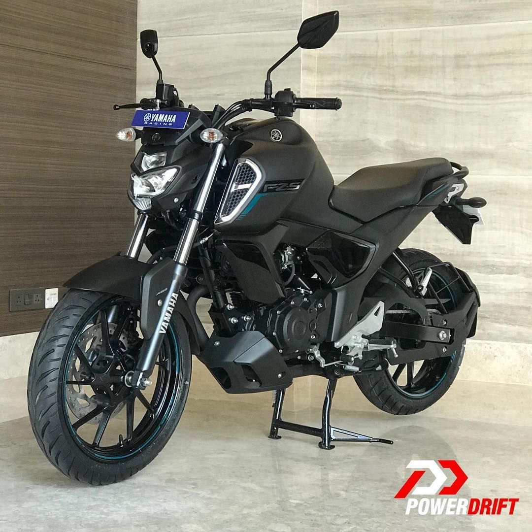 First Look Of New Yamaha Fz Fi And Fzs Fi New Yamaha Fz