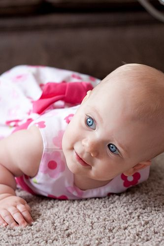 Baby Blue Eyes   Flickr - Photo Sharing!