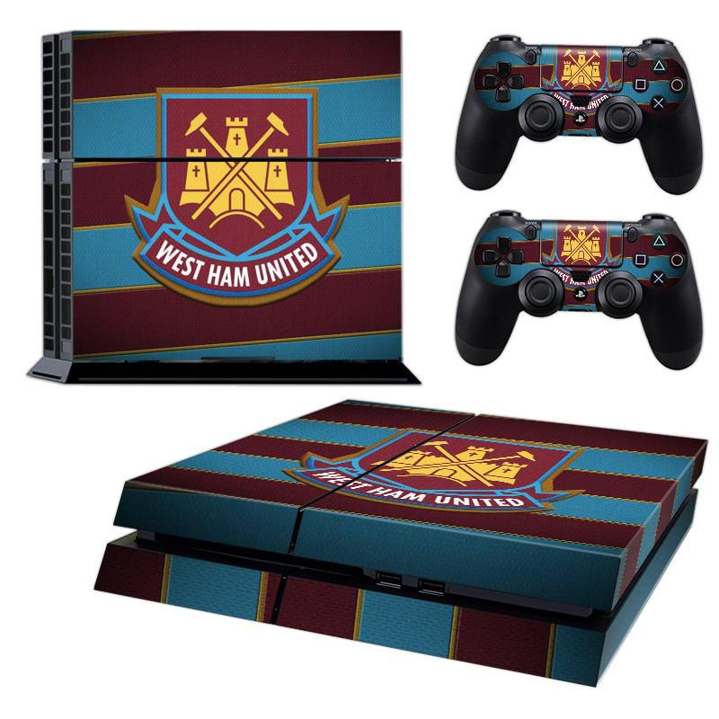 WEST HAM Playstation 4 PS4 Skin Decal Sticker Cover