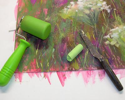 Pastel Techniques To Try Dusting Soft Pastel Art Chalk Pastel