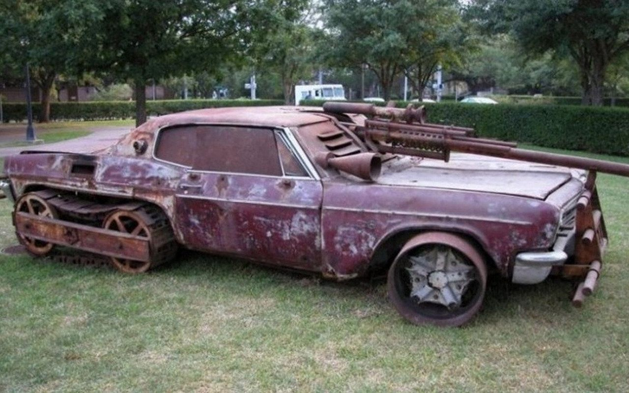 Zombie Apocalypse Car | PREPPING | Pinterest | Vehicle, Cars and Wheels