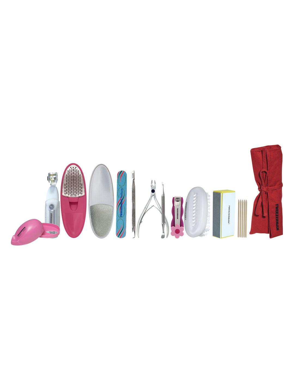 Ultimate Manicure Pedicure Kit By Tweezerman At Gilt Pedicure Kit Pedicure Set Tweezerman