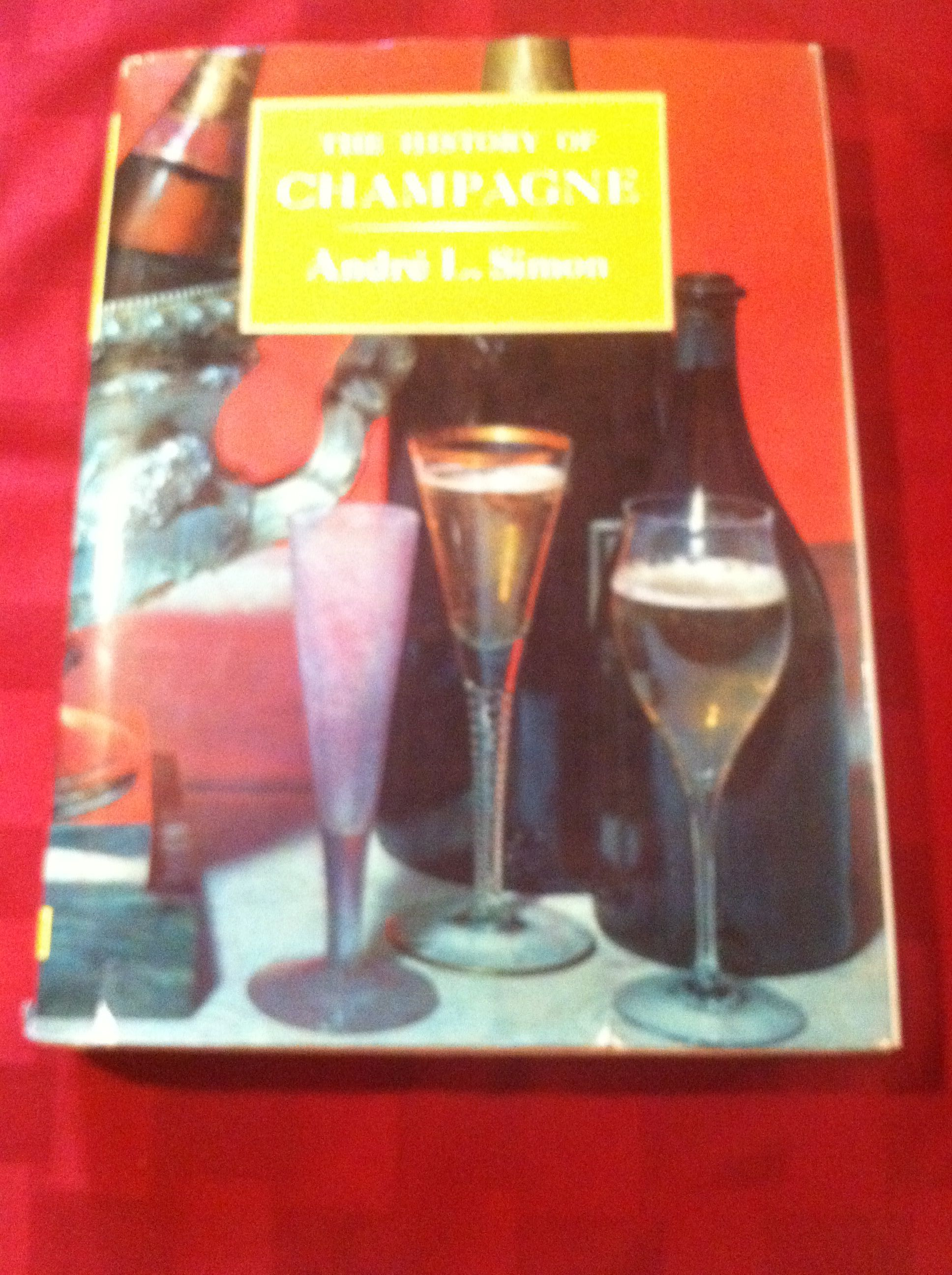History Of Champagne Andre Simon C 1961 Vintage Cocktails Champagne Champagne Flute