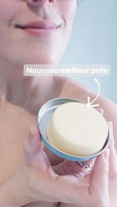 Mon déodorant naturel tout doux fait maison aux huiles essentielles   Déodorant naturel ...