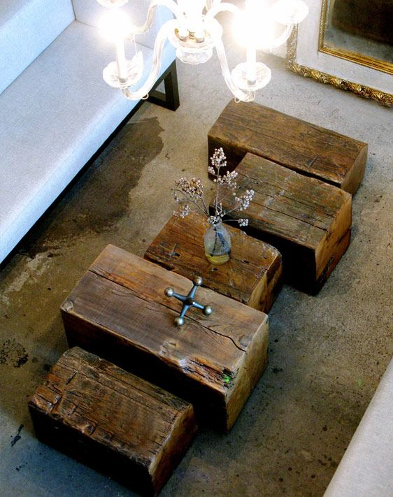 good Alternative To Coffee Table Part - 11: Alternative coffee table