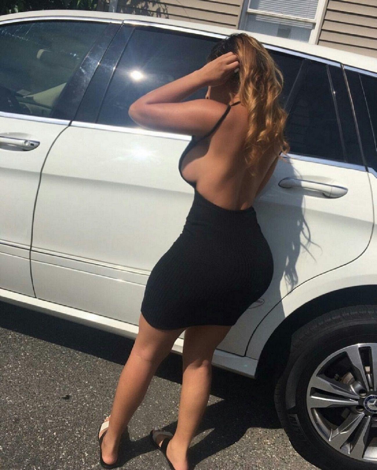 giselle lynette big booty & big boobs | model - giselle lynette