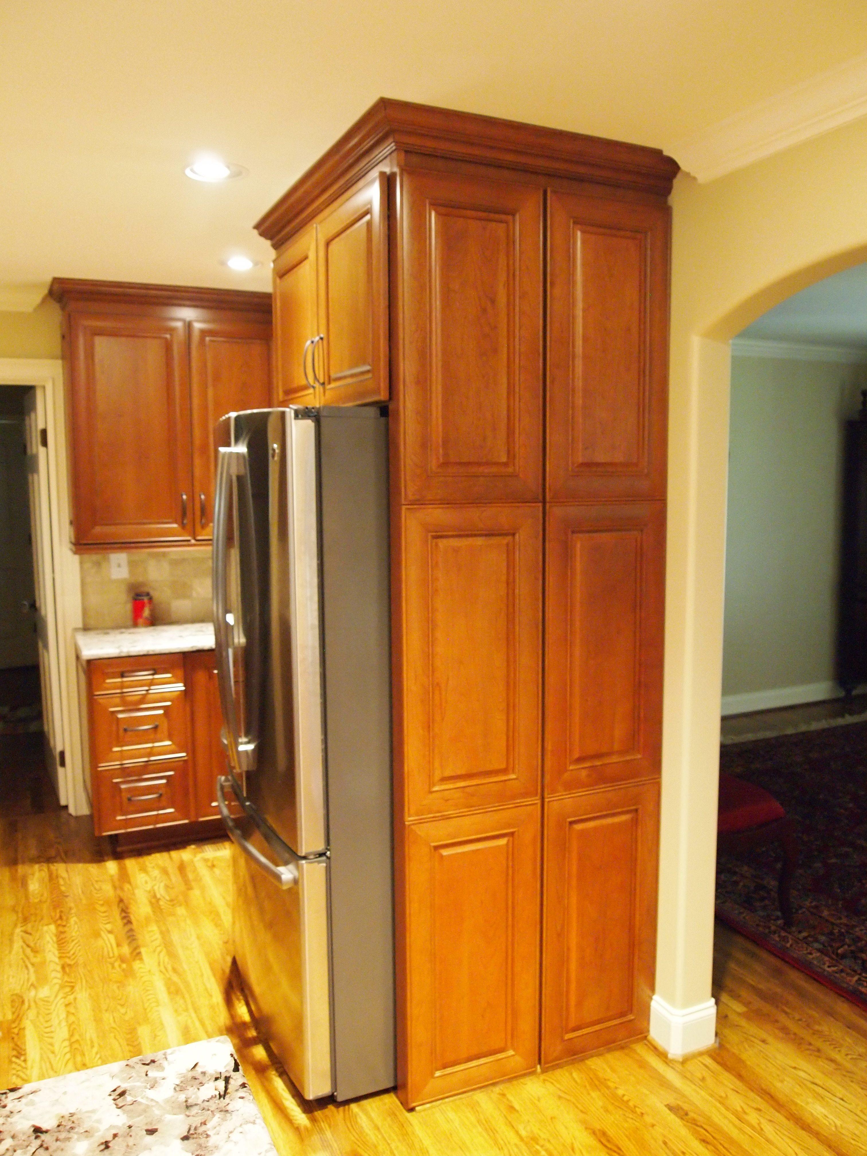 Decorative Door Panels Jacob S Kitchens Kitchen Cabinets