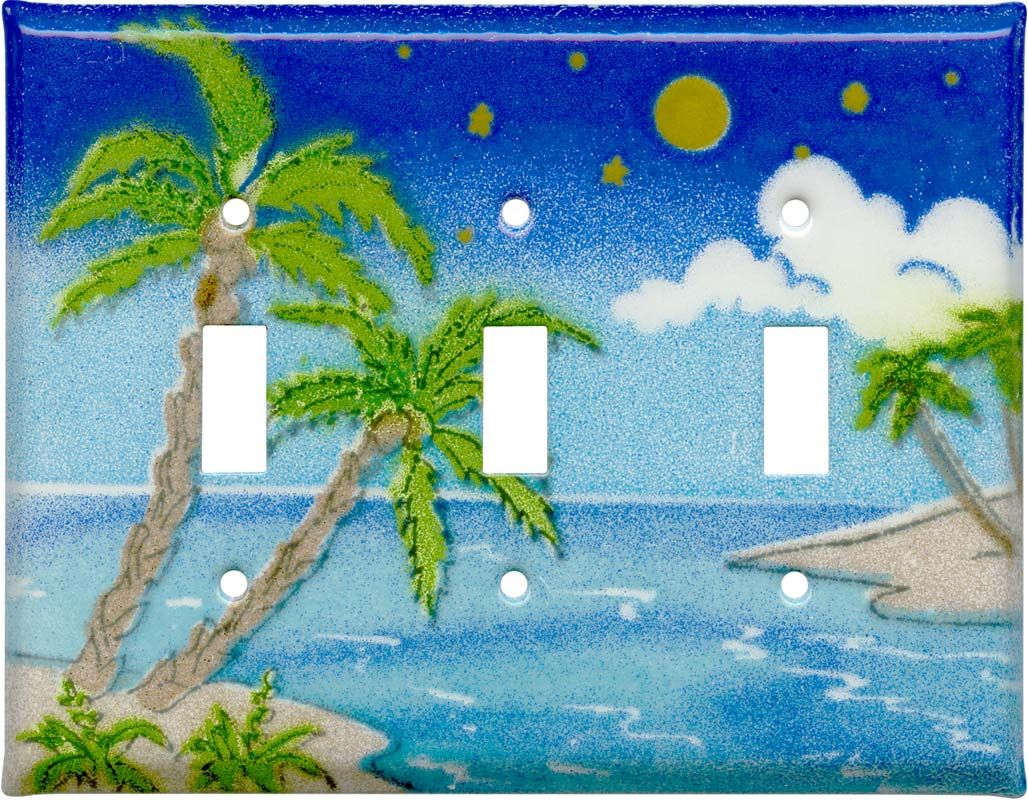 Island Light Switch Plates, Outlet Covers, Wallplates