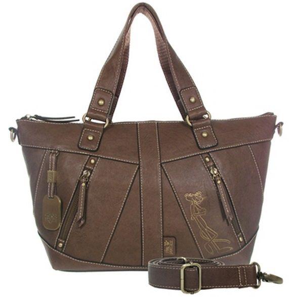 Bolsa Pantera Cor De Rosa - www.elegancebolsas.com.br #bolsas #acessorios