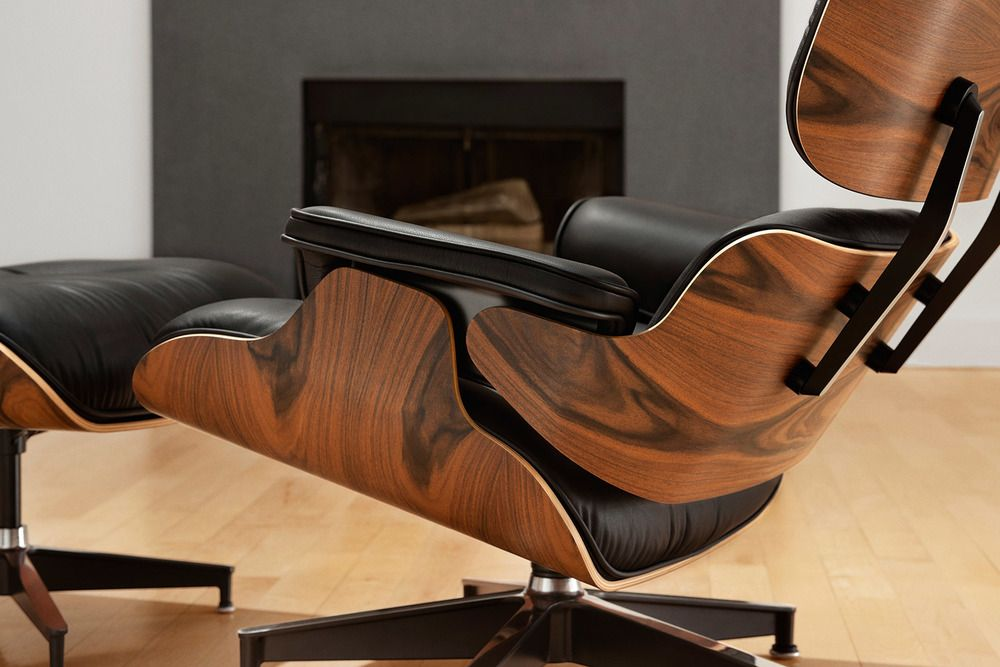 How To Tell If Your Eames Lounge Chair Is Real Vs Fake