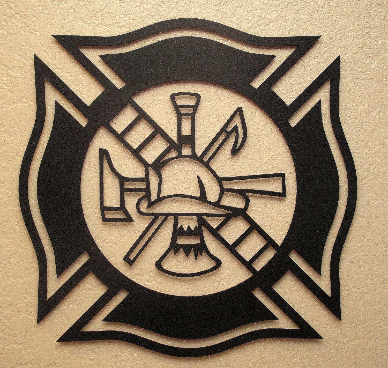 Firemans maltese cross metal art pinterest maltese cross firemans maltese cross biocorpaavc