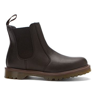Women's Dr Martens 2976 Chelsea Boot Black Geronimo $129.95