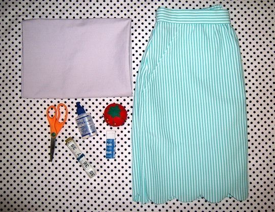 DIY: Pillowcase into a Skirt. This pillowcase skirt would be an excellent project to try out if you\u0027re new to sewing or if you\u0027re up late at night with ...