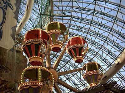 Circus Circus Adventuredome May Prove To Be More Fun Than