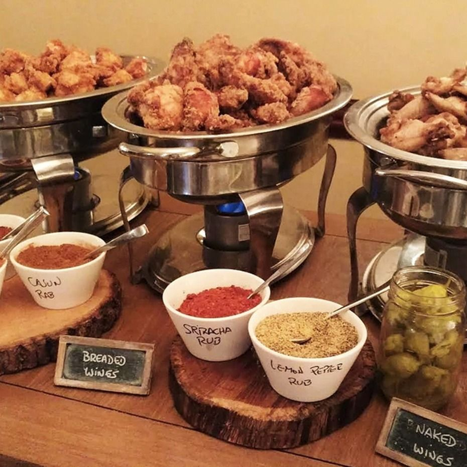 Top 10 Food Stations You Will Crave At Your Wedding Wedding Food