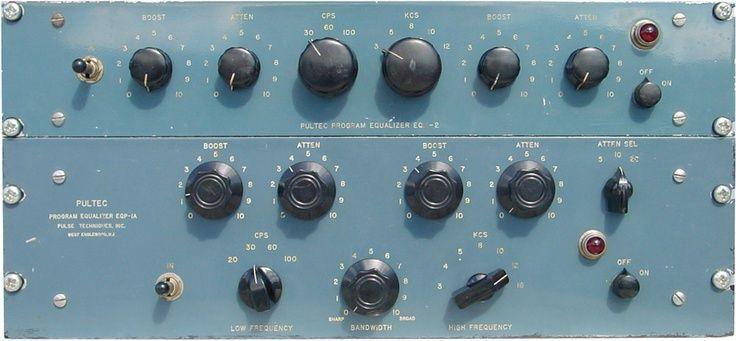 Pultec Eqp 1a Music Mix Music Music Gear