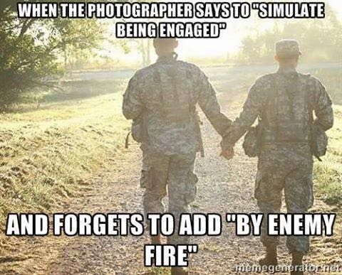 The 13 Funniest Military Memes Of The Week 1 6 16 Military Humor Military Memes Off Color Humor