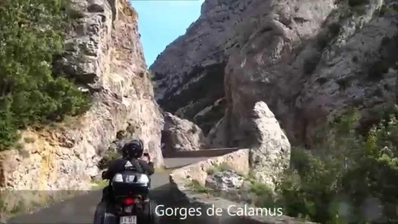 Pyrenäen mit dem Motorrad Juni 2014
