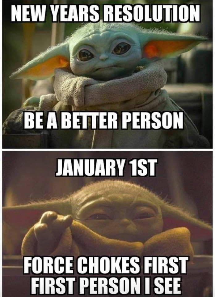 Pin By Emily R On Star Wars Yoda Funny Funny Star Wars Memes Yoda Meme