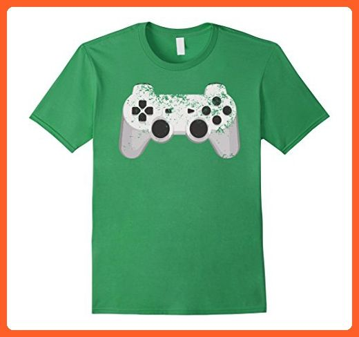 e0c1cb88 Mens Vintage SES Video Game Controller Tee Small Grass - Gamer shirts  (*Partner-Link)