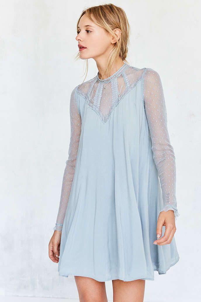 Constance colorblock sweater dress