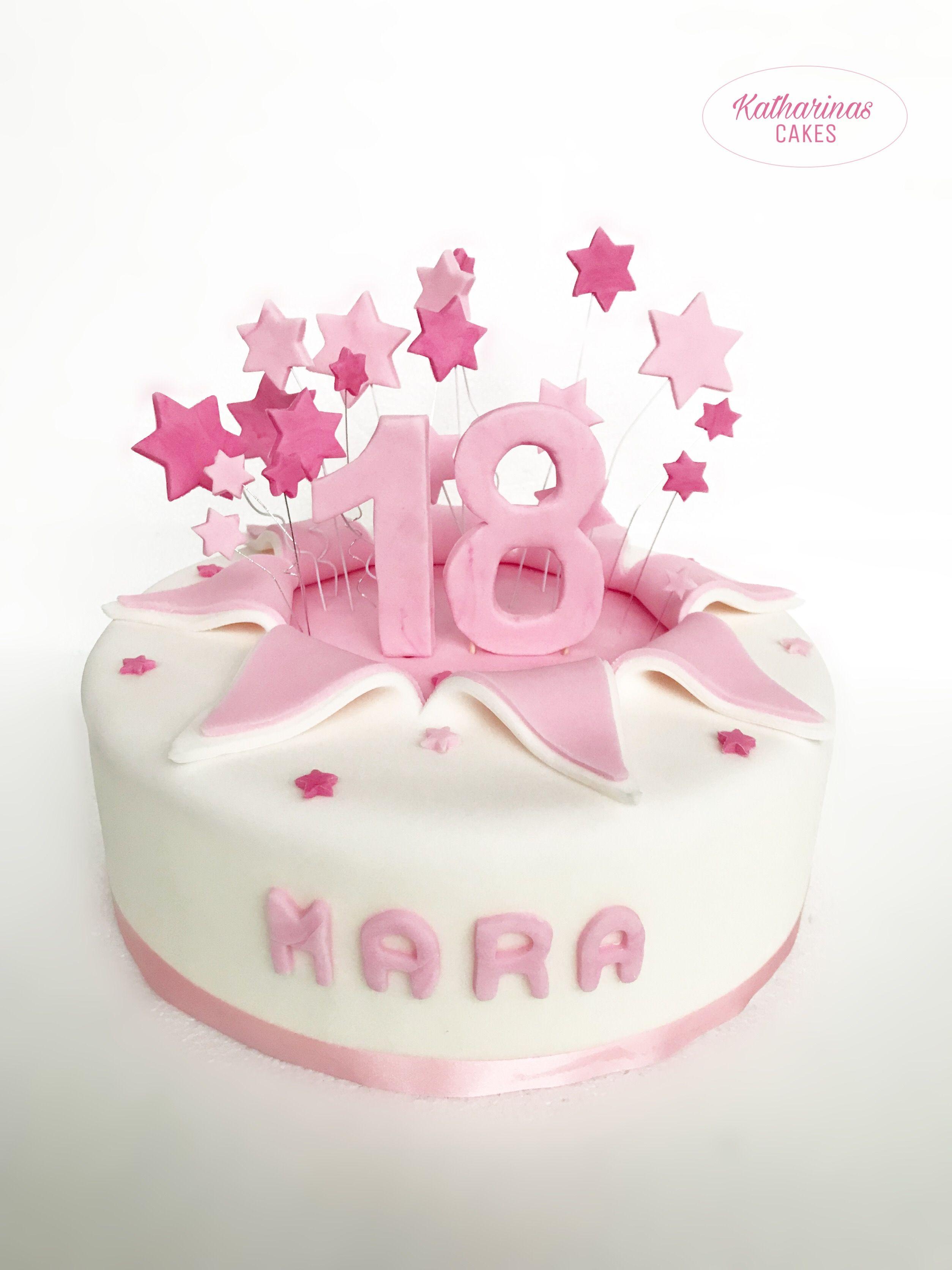 Torte 18 Geburtstag Madchen Hylen Maddawards Com