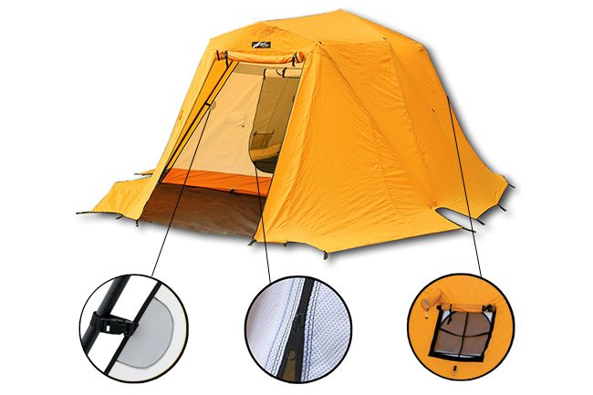 Tents | Arctic Oven Tent Features and Technology | Arctic Oven Tent  sc 1 st  Pinterest & Tents | Arctic Oven Tent Features and Technology | Arctic Oven ...