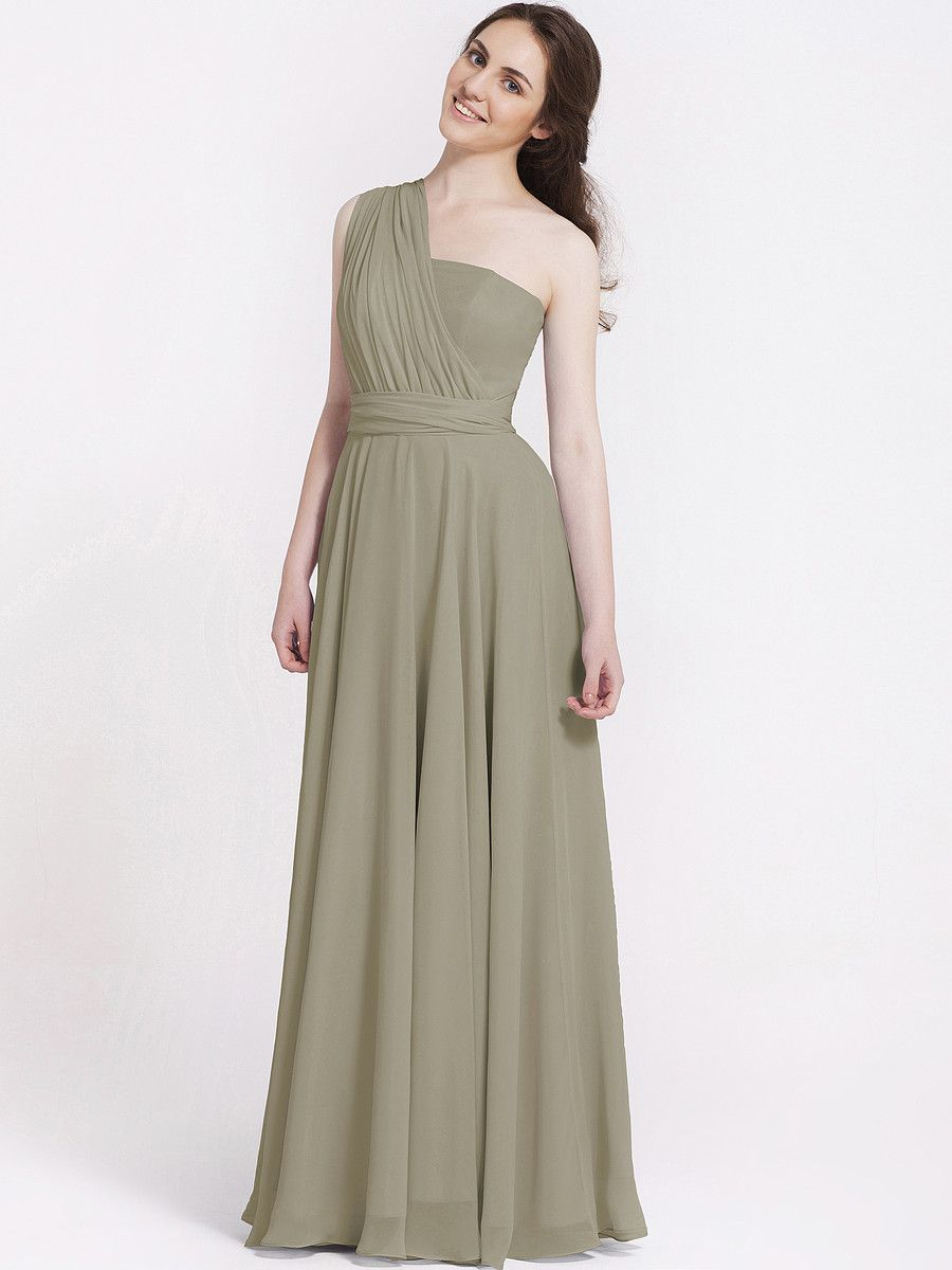 Multiwear wrap bridesmaid dress plus and petite sizes available