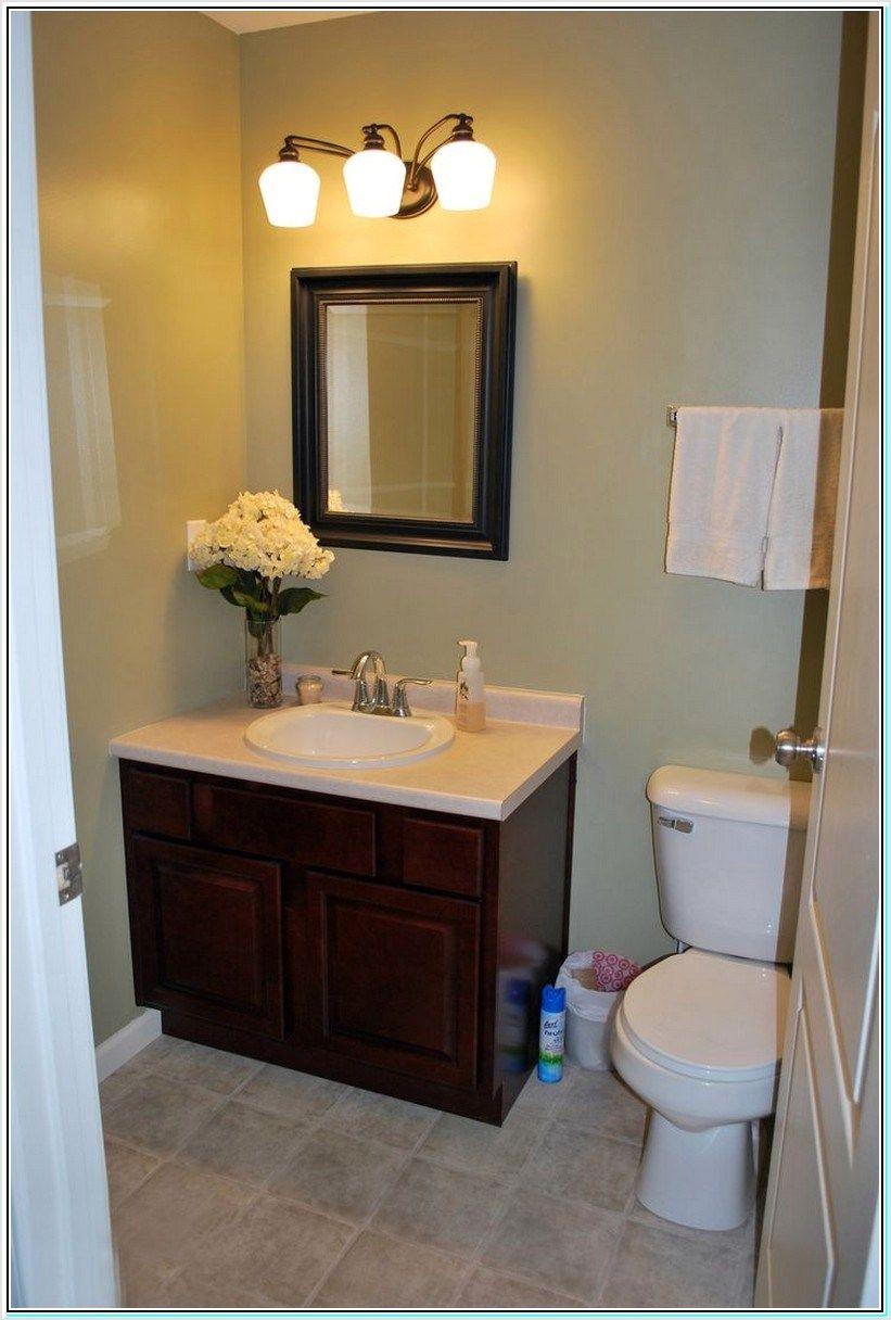 42 Perfect Small Half Bath Design Ideas That Will Make Your Bathroom Stunning