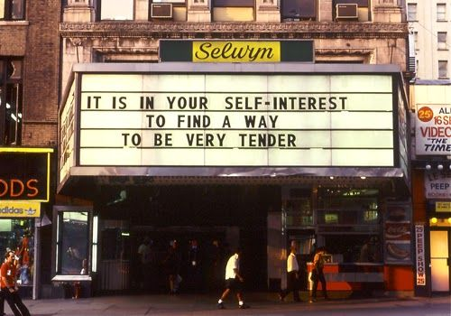 Selwyn Theater 1993 NYC 1990s Gregoire Alessandrini Untapped Cities