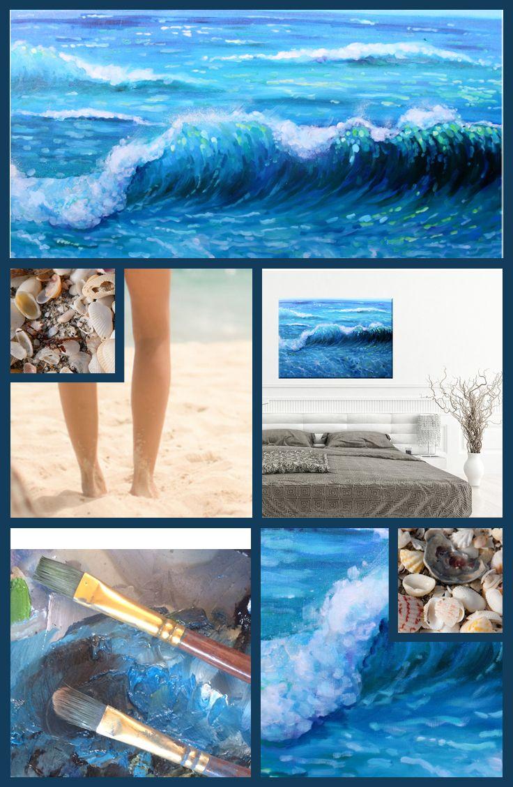 Ocean view art \