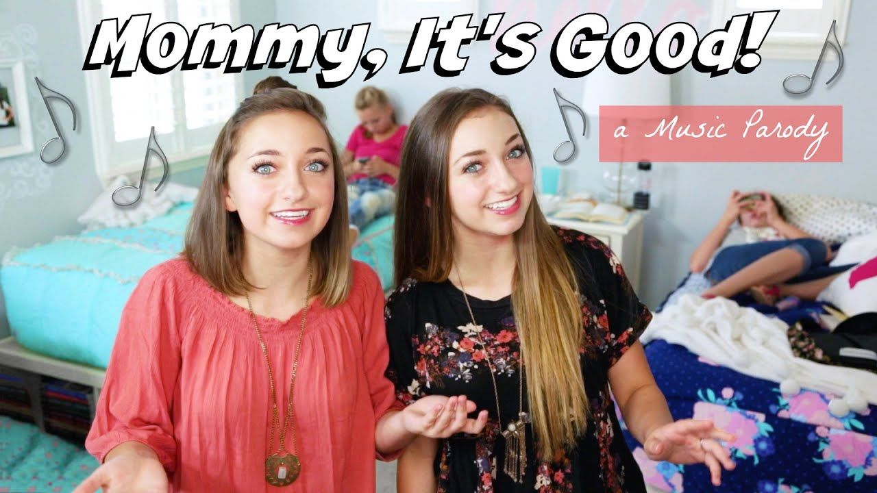 """""""Mommy, It's Good"""" Parody of """"Honey, I'm Good"""" by Andy"""