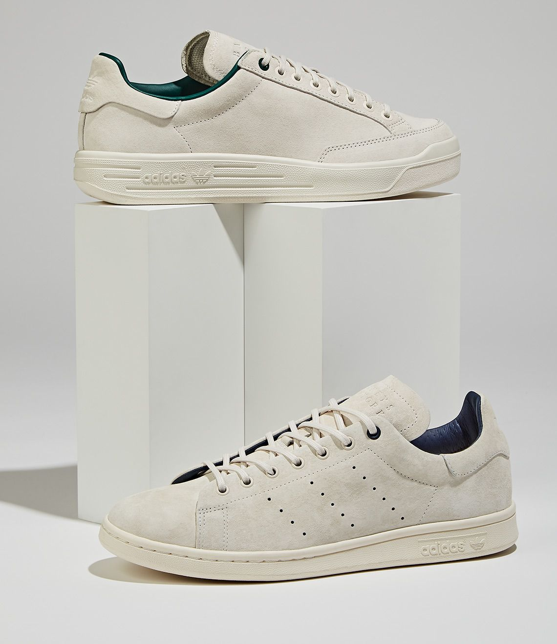 Barneys new york presenta eleganti disegni della adidas stan smith e rod