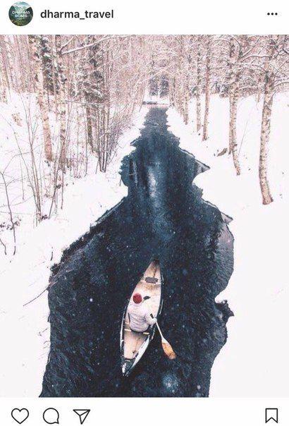 Лучшие публикации последней зимней недели по версии самых активных бро в Instagram – instagram.com/dharma_travel