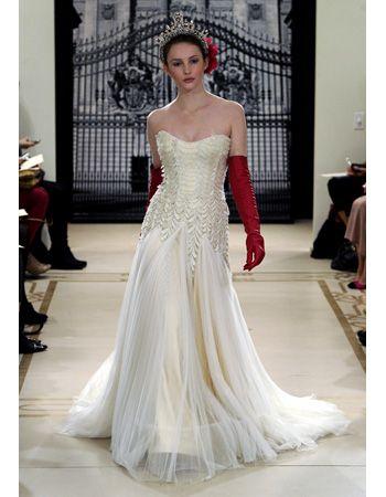 ab89861ab2 Reem Acra. Reem Acra 2012 Reem Acra Wedding Dress ...