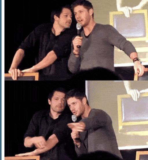 Hey Misha, look at all these lives we are ruining. Mwahaha.
