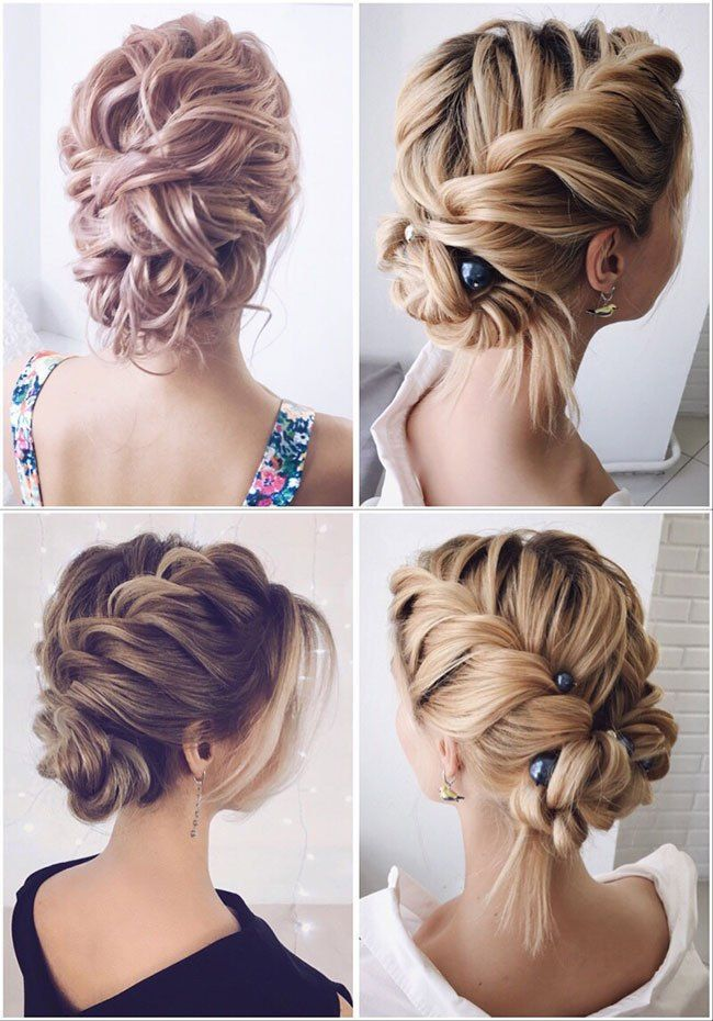 200+ Charming Wedding Hairstyles from @lenabogucharskaya - Forevermore